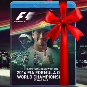 Official review 2014 F1 World Championship. £5 Off -  £14.99 @ dukevideo