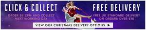 Ann Summers - Free Click & Collect, 10% off 1st orders, Free delivery £10 spend