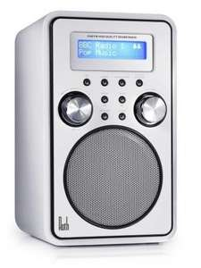 ROTH DBT001 Gloss White Portable DAB+/FM/Bluetooth Radio @ Richer Sounds £29.95 Delivered