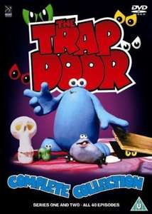 Trap Door Series 1 &  2 £3.90 (add on item) free delivery  when you spend £10 Amazon