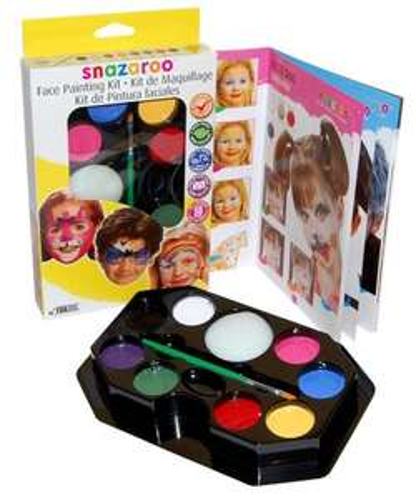 Snazaroo Face Paint Kit - Rainbow £6.25 (P&P or Prime) @ Amazon