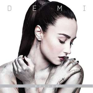 'Demi [Deluxe]' CD by Demi Lovato for £6.74 @ WOW HD
