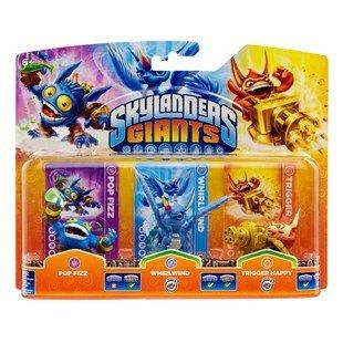 Skylander giant triple pack £4.99 @ Smyths Toys