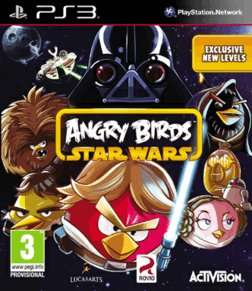 BACK IN STOCK: Angry Birds: Star Wars (PS3) £2 Delivered @ GAME