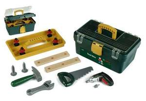 Bosch TOY tool box - £12.29 @ AMAZON