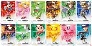 Amiibo's instock Tesco Direct - Includes Villager, Marth and Wii Fit Trainer £10  (£5 Clubcard Boost, £9 with code TD-FRTW after boost)