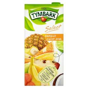 TYMBARK 2L Multi juice drink, was £1.69 now only £1.00 @ Tesco