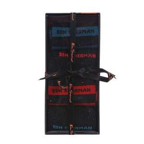 Ben Sherman boxed 4 pack socks HALF PRICE £8 @ Debenhams