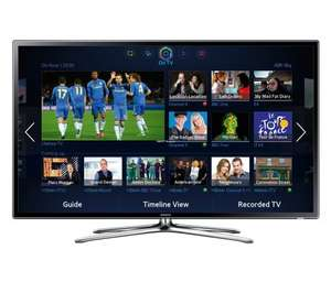 Clearance SAMSUNG UE40F6320, 40 inch 3D LED Smart TV 1080p HD Freeview HD Originally at £399 down to £331.95 or £314.95 with 5 year guarantee! @ RICHER SOUNDS