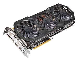 Gigabyte NVIDIA GTX 970 G1 Gaming Graphics Card (4GB, PCI Express, 256 Bit) Dispatched from and sold by Amazon - £279.99