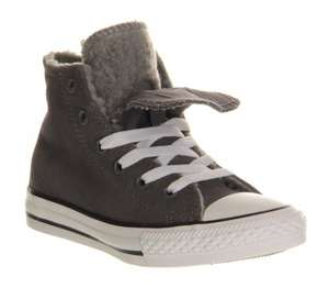 Converse All Star Suede Double Tongue High Tops Shearling Lined £17.69 @ Ebay/Office shoes