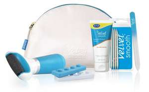 Amazon Scholl Pedi Velvet Smooth Essential Pedicure Collection Gift Set £34.99