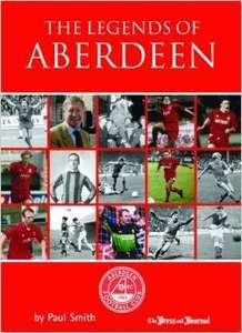 The legends of Aberdeen £3 @ W H Smith