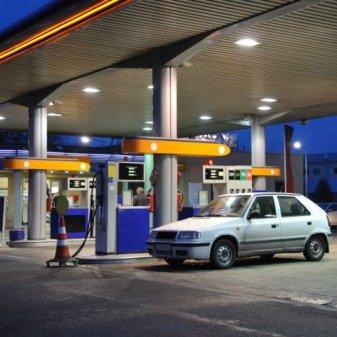 Sainsburys reduce forecourt fuel prices  110.7p / 117.7p