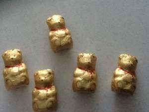 5 mini Lindt gold bears for £1 @ Sainsburys
