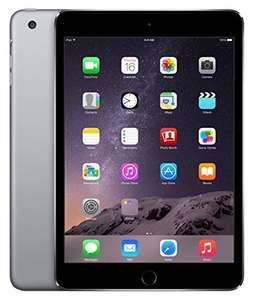 Latest Apple iPad Retina Mini 3 16GB Wifi Space Grey - with touch ID - £274.00 Sold by GB Buddy and Fulfilled by Amazon