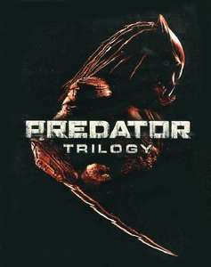 Predator-Trilogy - DVD - Free Delivery! - £5 @ Tesco