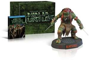 Teenage Mutant Ninja Turtles BLURAY  Collectors edition £57.96 delivered (tax not paid, sorry - no option) - Amazon Canada