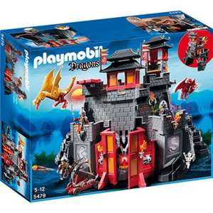 Playmobil Asian Dragon's Castle £66.69 @ Amazon