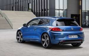 NEW 2015 Facelift Volkswagen Scirocco R 2.0 Tsi 276bhp saving £5569.76 off RRP £32574 includes 12 months road tax 3 years warranty and free home delivery £27005.23 @ drivethedeal