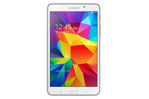 "Samsung Galaxy Tab 4.0 7"" Black or White - £99 delivered from Samsung UK"