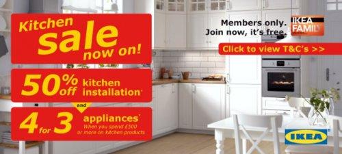 IKEA Kitchen Sale Edinburgh/Glasgow
