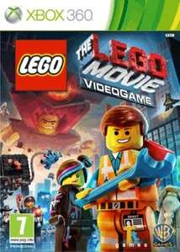 Lego Movie Xbox 360 £17.99 @ Amazon