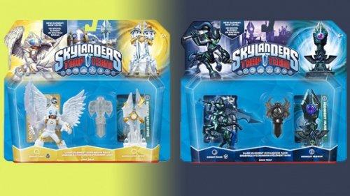 Skylanders Trap Team Light/Dark Elemental expansion packs pre-order on Amazon for £8.36!  (free delivery £10 spend/prime)