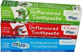 Free Samples of OraNurse Toothpaste