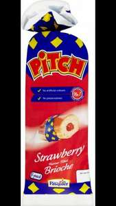 Pitch Strawberry / Chocolate filled brioche rolls 6pk £1 at Morrisons normally £1.69