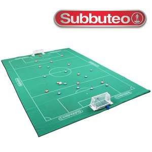 Subbuteo, the classic table football game £31.99 with code + Possible free mystery gift! Ends midday @ IWOOT