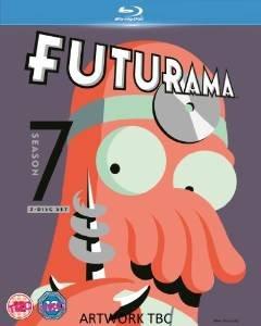 Futurama Season 7 Blu-Ray £14.40 on Amazon