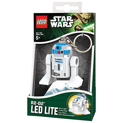 Lego Star Wars Key Light - R2D2, Vader, Yoda etc £4 @ Sainsburys