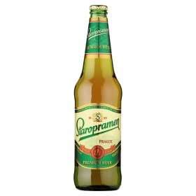 Staropramen 660ml Bottle £1.48 @ Asda