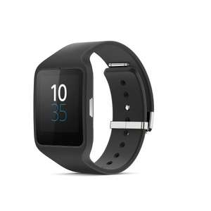 Sony SWR50 SmartWatch 3 Classic - Black - Android Wear - £169.95 with £30 Amazon credit added to your account after purchase (so effectively £139.95)