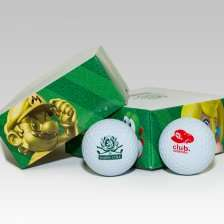 Mario Golf Balls - 3500 Club Nintendo Stars