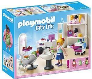 Playmobil City Life 5487 Beauty Salon £10.67 Free Delivery @ Amazon