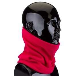 7dayshop Polar Fleece Snood / Neck Warmer Scarf - Pink for £3.98 Delivered @ 7dayShop