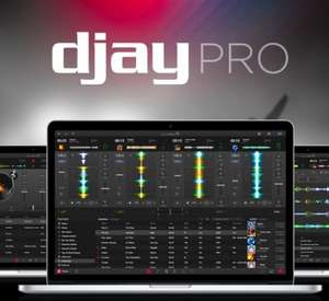 djay Pro with Spotify integration 40% off Limited Time £34.99 @ Itunes