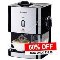 BREVILLE INSTANT CAPPUCCINO MAKER £39.99 @ eSpares