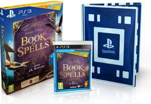 Wonderbook: Book of Spells (Includes Wonderbook and Book of Spells Game) (PS3) £5 @ Amazon / Clearance Game Deals (Fulfilled By Amazon) - (Free Delivery £10 spend/Prime)
