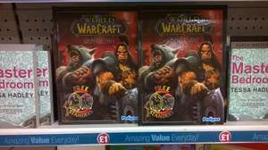 2015 world of Warcraft annual book £1 @ poundland