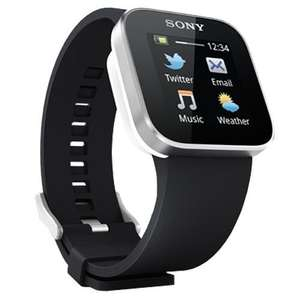 Sony LiveView Touch Generation 2 SmartWatch Android Smartphone Accessory for £54.99 from Amazon