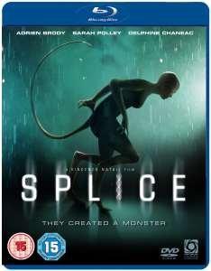 Splice Blu-ray £1.99 @ zavvi.com