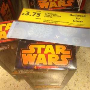 Star Wars 12 inch action figure £3.75 @ Tesco, instore...