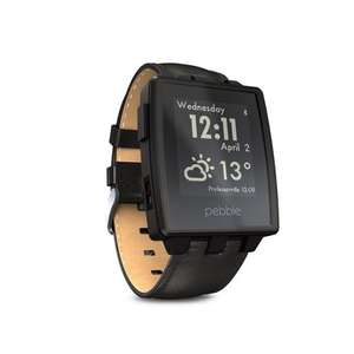 Pebble Steel Smart Watch - Amazon.com - £121