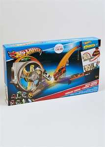 Hot Wheels Turbine Twist  Now £10.00 Was £19.99 @ Matalan