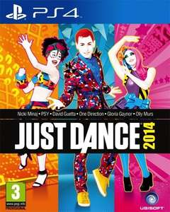 Just Dance 2014 Playstation 4 PS4 Game  Pre Owned £6 Instore @ Cex (+£2.50 Delivered)
