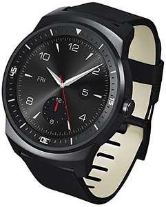 LG G Watch R - Smart watch now approx £163 delivered from Amazon France