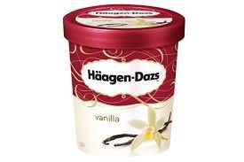 Haagen Dazs 500ml Half Price £2.04 @ Dunnes Stores NI